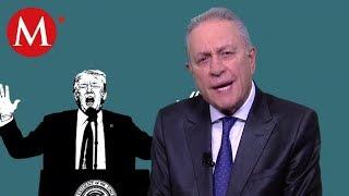 AMLO hace bien no responderle a Trump ante amenaza | Ventana, con José Cárdenas