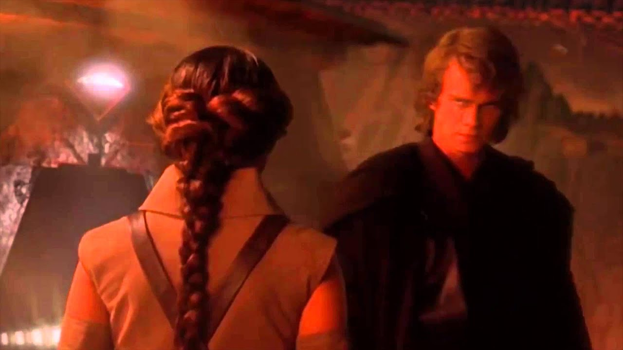 Anakin Skywalker Liar Youtube