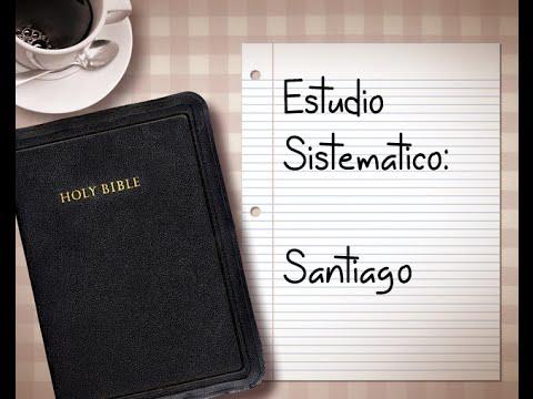 """Estudio sistematico: Dia 10 """"Carta a Santiago"""""""