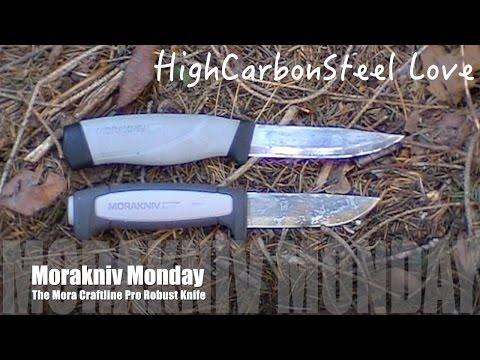 Morakniv Monday - The Mora Craftline Pro Robust Knife