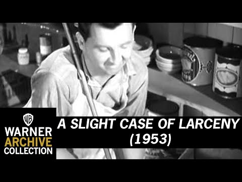 A Slight Case of Larceny (Preview Clip)