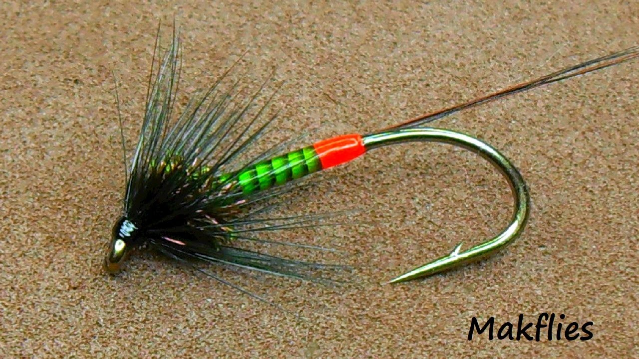 6 natural quill traffic light buzzers size 10 or 12 trout flies