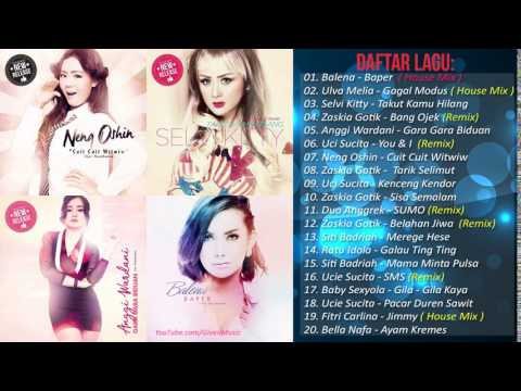 Lagu Dangdut Terbaru 2017 - 20 TOP Dangdut Remix