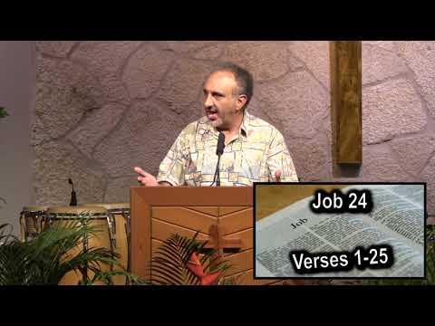 Job 24-28