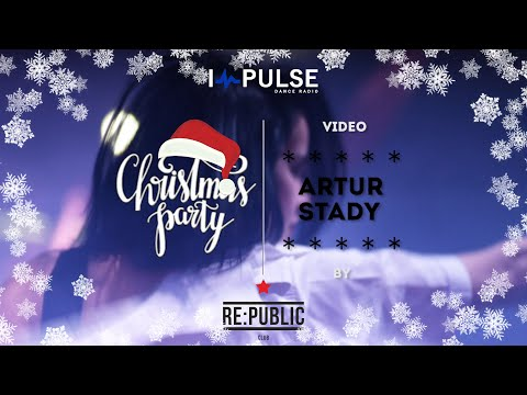 X-MAS Party | Re:Publik | Impulse Radio | Minsk, Belarus