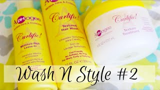 aphogee curlific line for natural hair   wash n style series 2