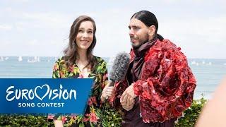 Conan Osíris aus Portugal   Speeddate   Eurovision Song Contest