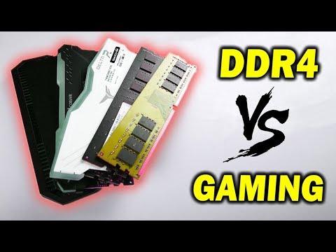 Best DDR4 RAM For Gaming? - 8GB Vs. 16GB Vs. 32GB - Ryzen 3000 Vs. Intel