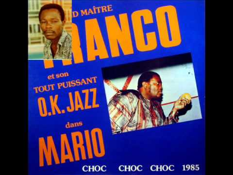 Franco & Le T.P OK Jazz - Esuke[Lokombe Ntal]