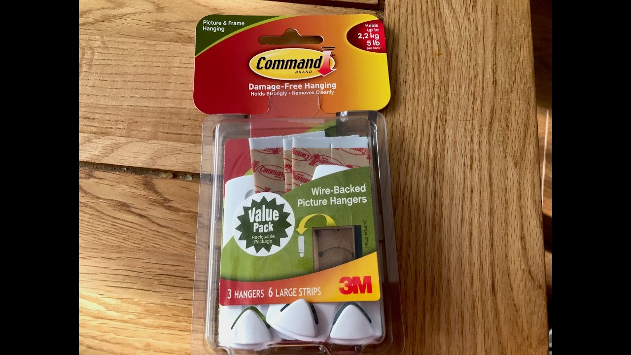 Command Brand Strips Review Youtube