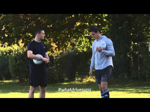 Stephen & Johnny share what drives their ambition - #WhatDrivesYou series