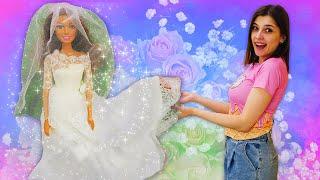 Барби испортила свадьбу Терезы! Видео для девочек про истории Барби