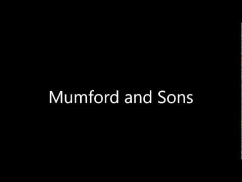Mumford and Sons Dust Bowl Dance