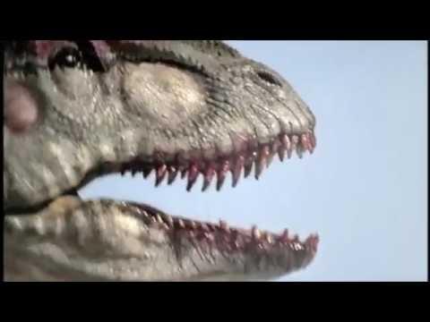 Diplodocus Carcass - Walking With Dinosaurs Ballad Of Big Al - BBC