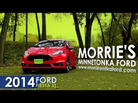 2014 Ford Fiesta ST | Morrie's Minnetonka Ford