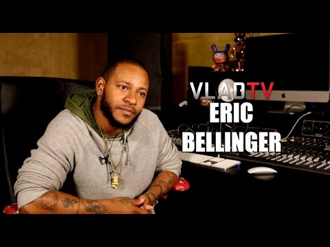 Eric Bellinger Details His Experience Working On Beyonce's Album