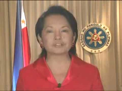 President Gloria Macapagal Arroyo's farewell speech, June 23 2010
