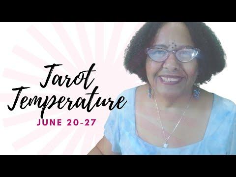 ?️ TAROT TEMP ?️: Cool It This Week