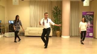 Мастер-класс свинг в танцевальных клубах GallaDance