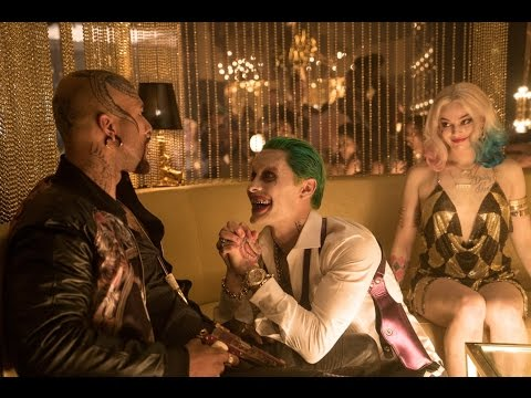 Suicide Squad - Joker E Harley Quinn Scena Club [FANDUB ITA]