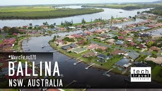 [4K] Ballina, the Big Prawn - New South Wales - Australia