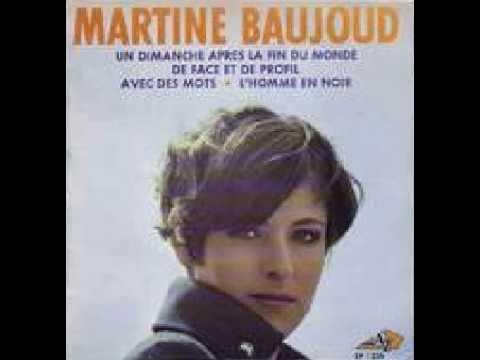 Martine BAUJOUD- Un dimanche après la fin du monde (1968)