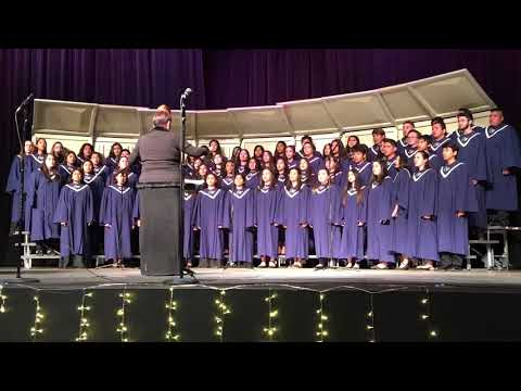 Citrus Hill High School- Winter choir