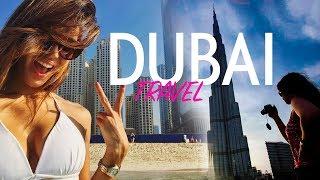EMIRATES DUBAI (Space travel) Путешествие в ОАЭ