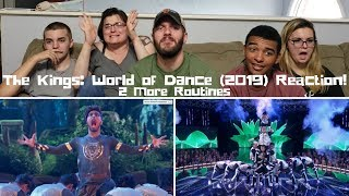 Baixar The Kings: World of Dance (2019) Reaction! 2 More Routines!