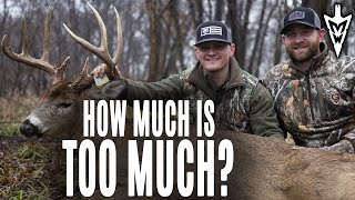 How Much Is Too Much? Late Rut Calling Success | Midwest Whitetail