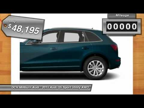 AUDI Q Maplewood NJ MD YouTube - Dch audi