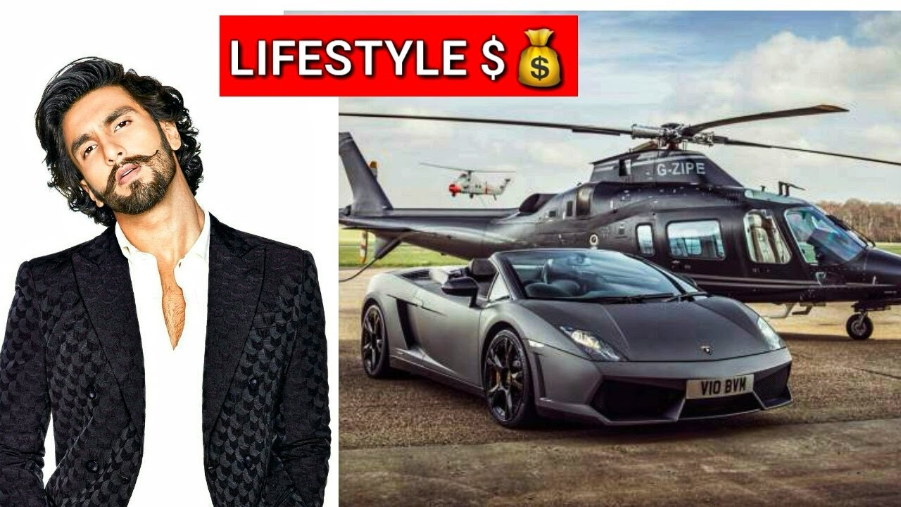 Ranveer Singh Lifestyle 2020 I Cars Collection I Net Worth ...