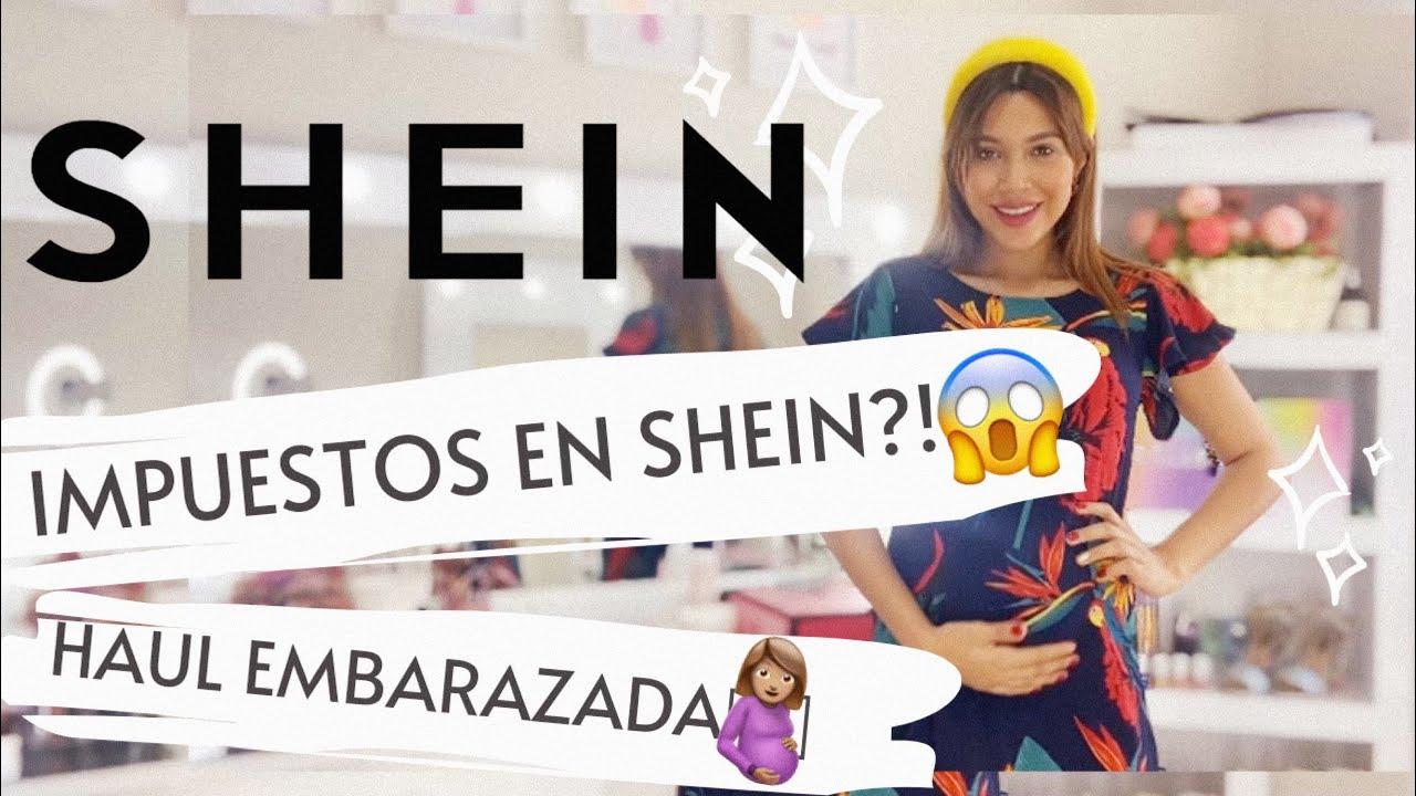 HAUL SHEIN 🤰🏽/ ME COBRARON IMPUESTOS?!!😫 Y ME MANDARON ROPA DE OTRA TIENDA 😱‼️