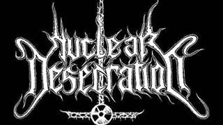 Nuclear Desecration - The Rites of the Nuclear Goat
