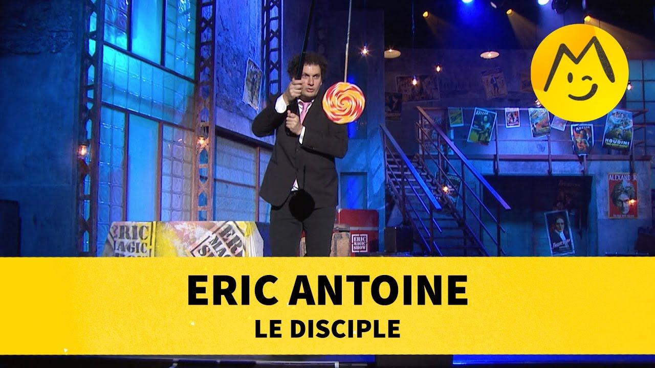 Eric Antoine - Le disciple