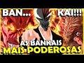 Top 10 As Bankais Mais Poderosas De Bleach