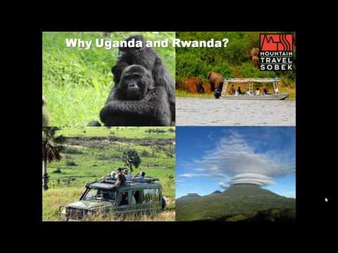 Uganda & Rwanda: African Primate Safari with Mountain Travel Sobek