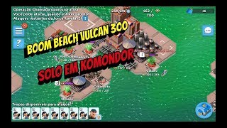 Solo em Komondor, Extra ataque de full zucas na ilha player!!