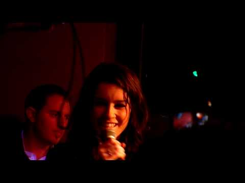 Lucie Jones, X Factor (HD) - The Climb (Live Halo Club Nottingham)