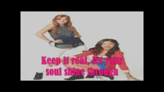 Show Ya How-Shake It Up (Lyrics Video)