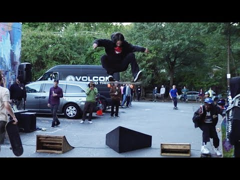 Volcom's GTXX - DOWN SOUTH IN HELL ATL Premiere