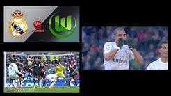 Wolfsburg vs Real Madrid Live Stream