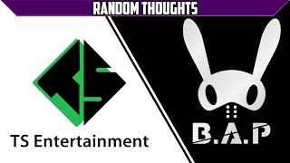 bap vs ts entertainment what happened?