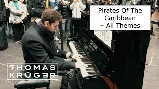 PIANO MEDLEY [Pirates Of The Caribb...