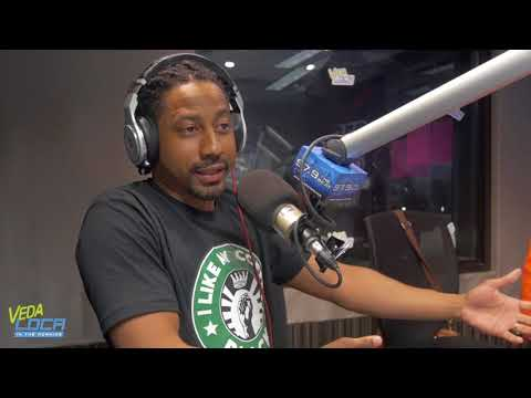 ComedianActor Brandon T. Jackson Talks Illuminati & Black Owned Coffee Shops