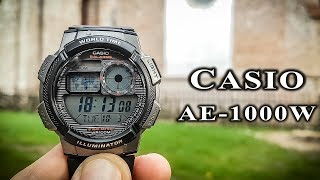 Casio AE-1000W review