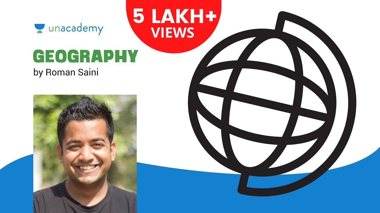 Roman Saini - Geography Lecture for IAS: Introduction 1 1