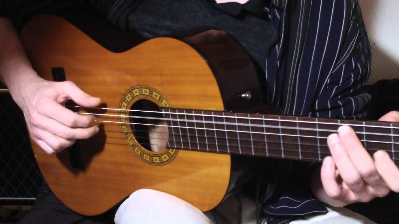 guitare classique rokkomann