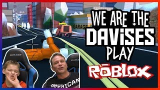 Give ME A Card Key | Roblox Jailbreak EP-50 | We Are The Davises Gaming