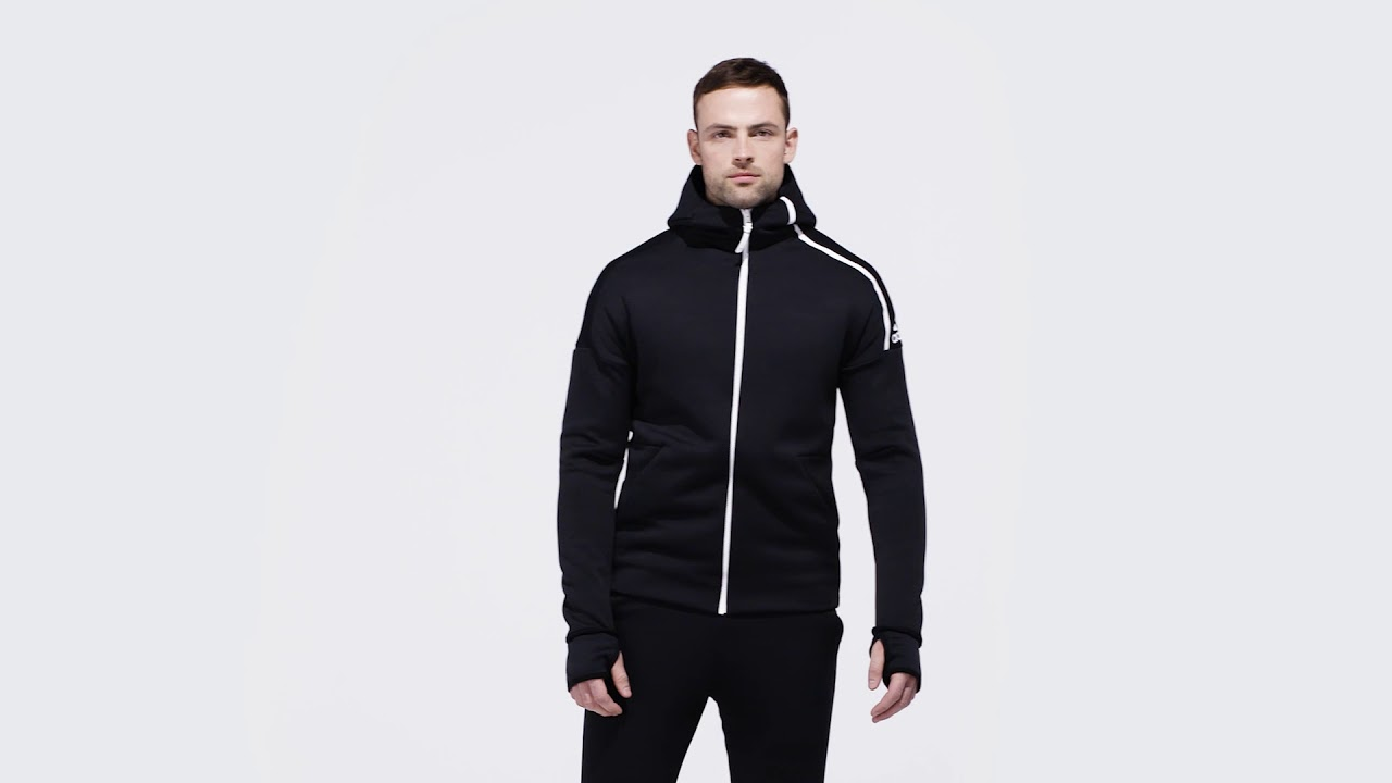 Adidas Hombre Sudadera Fast ZNE Release tdChxsrQ
